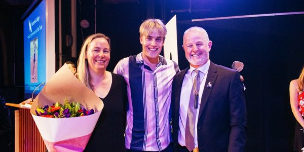 Rutherford College's Annual Sports Awards Evening